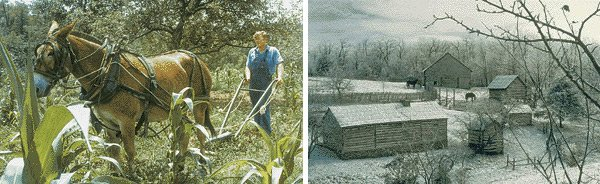 Kentucky's Hensley Settlement: Time Turned Backwards