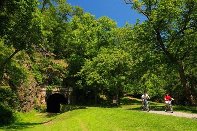 Historic Paw Paw Tunnel
